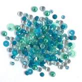 Buttons Galore Sparkletz Embellishment Pack (sea level)