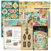 Graphic 45 Club G45 November 2020 Kit (Emphemera Queen)