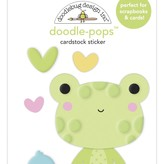 Doodlebug Doodle-Pops 3D Stickers - Bundle of Joy (hoppy day)