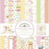 Doodlebug Paper Pack 12X12 (bundle of joy)