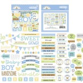 Doodlebug Odds & Ends Chit Chat Die-Cuts (special delivery)