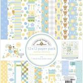 Doodlebug Paper Pack 12X12 (special delivery)