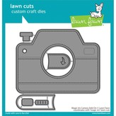 Lawn Fawn Dies (magic iris camera add-on)