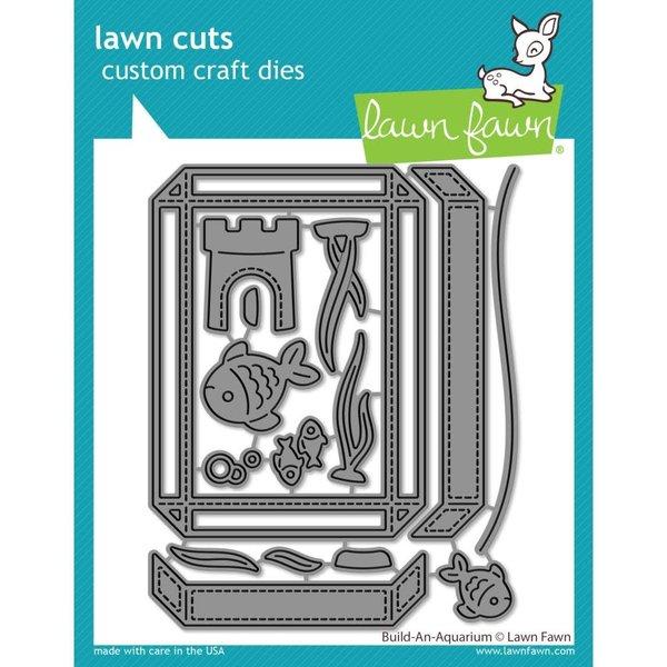 Lawn Fawn Dies (build-an-aquarium)