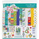 Photoplay Paper Collection Pack 12X12 (dragon dreams)