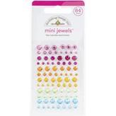 Doodlebug Adhesive Mini Jewels (hey cupcake assortment)