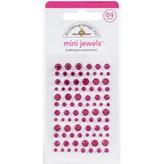Doodlebug Adhesive Mini Jewels (bubblegum)