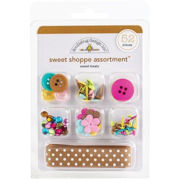 Doodlebug Sweet Shoppe Assortments (sweet treats)