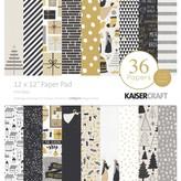 Kaisercraft Specialty Paper Pad 12X12 36/Pkg  First Noel