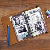 Elizabeth Craft Designs Metal Die  (planner essentials 6)