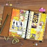 Elizabeth Craft Designs Metal Die (planner essentials 8)