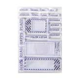 Elizabeth Craft Designs Clear Stamps (sidekick essentials 1)