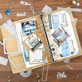 Elizabeth Craft Designs Metal Die (photo frame pages)