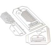 Elizabeth Craft Designs Metal Die (planner pocket 4)