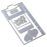 Elizabeth Craft Designs Metal Die (sidekick essentials 6)
