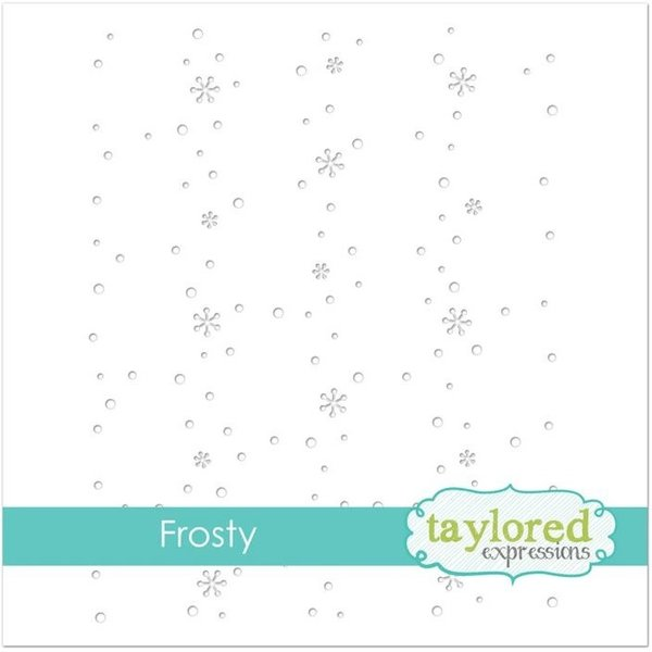 Taylored Expressions Stencil (frosty)
