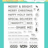 Taylored Expressions Stamps - Tag Team (christmas)