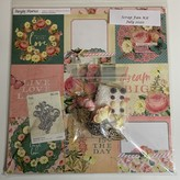 Scrapbooking Fanatics Member Only Monthly Kit (July 2020)