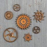 Prima Marketing Mechanicals (rusty gears)