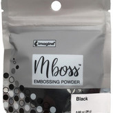 Imagine Mboss Embossing Powder (black)