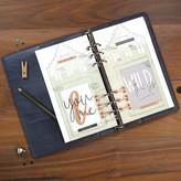 Elizabeth Craft Designs Personal Planner (storm)