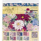 Graphic 45 Collection Pack 12X12 (blossom)
