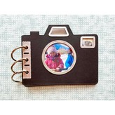 Elizabeth Craft Designs Metal Die (camera insert)