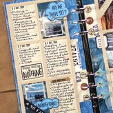 Elizabeth Craft Designs Clear Stamps (destination phrases)