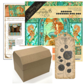 Graphic 45 Club G45 March 2021 Kit (Voyage Beneath The Sea)