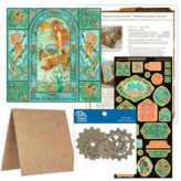 Graphic 45 Club G45 Card Kit - March 2021 (Voyage Beneath The Sea)