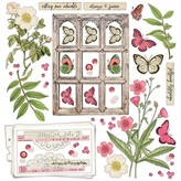 49 and Market Collection Pack 12X12 (vintage artistry blush)