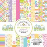 Doodlebug Paper Pad 6X6 (fairy garden)