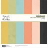 Simple Stories Simple Vintage Basics Paper Pack 12x12 (farmhouse garden)