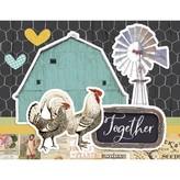 Simple Stories Simple Cards Card Kit (love grows here)(farmhouse garden)