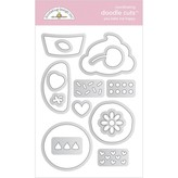 Doodlebug Dies - Made With Love  (you bake me happy)