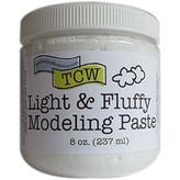 The Crafter's Workshop Light And Fluffy Modeling Paste 8oz