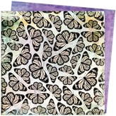 American Crafts Vicki Boutin Double-Sided Cardstock 12X12 - Color Study (pretty things)