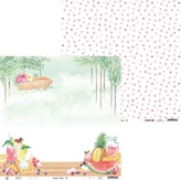 P13 Double-Sided Cardstock 12X12 - Summer Vibes (#02)