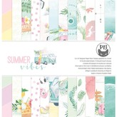 P13 Double-Sided Paper Pad 12X12 (summer vibes)