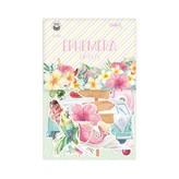 P13 Ephemera Cardstock Die-Cuts (summer vibes)