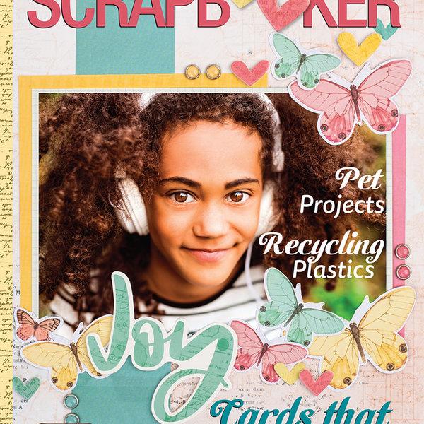 Creative Scrapbooker Magazine Creative Scrapbooker Magazine - Summer 2021
