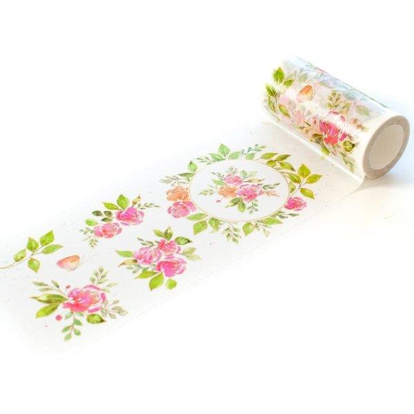 Pinkfresh Studio Washi Tape (english garden)