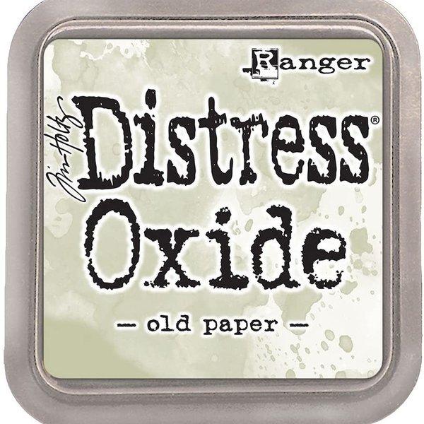 Tim Holtz - Ranger Distress Oxide Ink Pad (old paper)