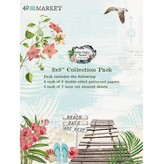 49 and Market Collection Pack 6x8 (vintage artistry beached)