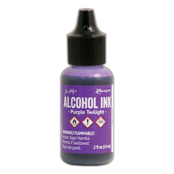 Tim Holtz - Ranger Alcohol Ink (purple twilight)