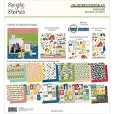 Simple Stories *PRE-ORDER* Simple Cards Card Kit - Homegrown (just chicken in)