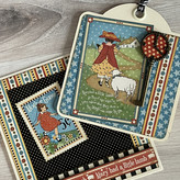 Graphic 45 Club G45 July 2021 Card Kit (Mother Goose)