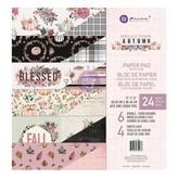 Prima Marketing Paper Pad 12X12 (hello pink autumn)