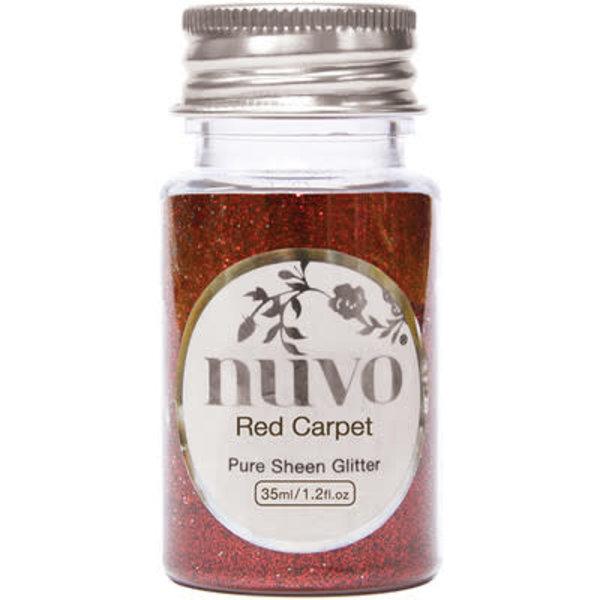 Nuvo Pure Sheen Glitter (red carpet)