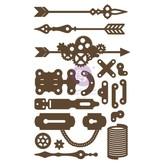 Prima Marketing Laser Cut Chipboard (make something)